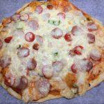 超簡単!ずぼらなピザ作り。発酵なし!冷凍可能!レシピ付