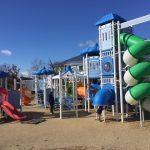 豊橋総合スポーツ公園は魅力ある大型遊具が大人気