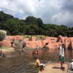 【子供の遊び場】豊川の赤塚山公園は大型水遊びスポット